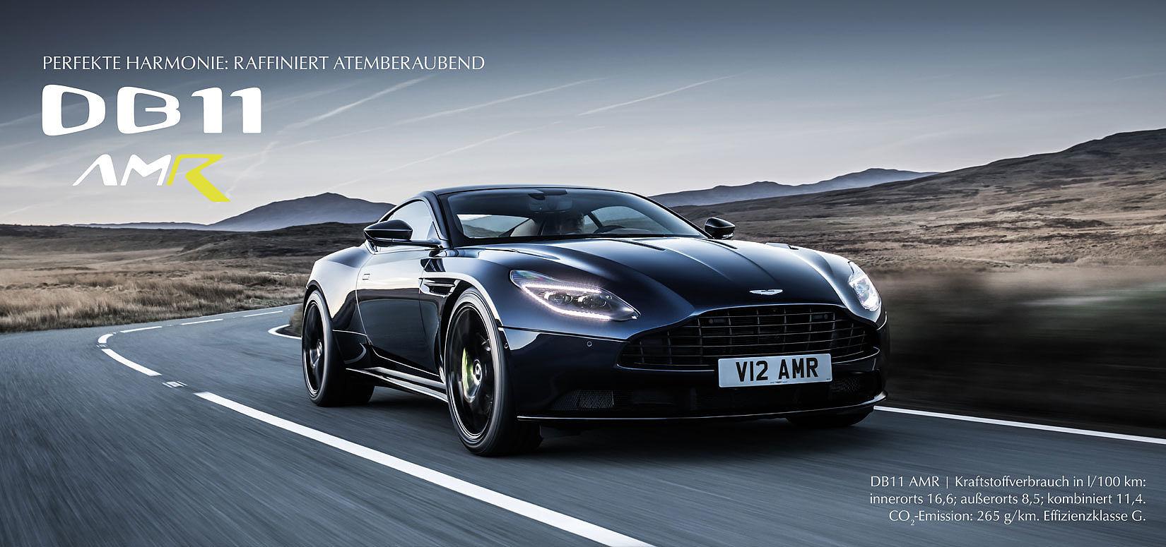 Herzlich Willkommen Bei Aston Martin Stuttgart