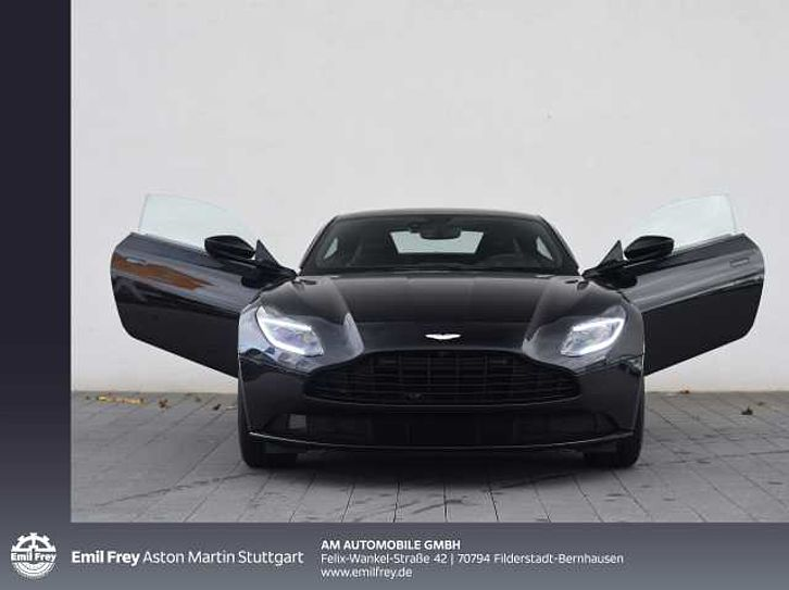 Aston Martin Db11 V8 Coupe New Vehicle Stuttgart Filderstadt Coupe Black Automatic Petrol 221005 Eur Aston Martin Stuttgart